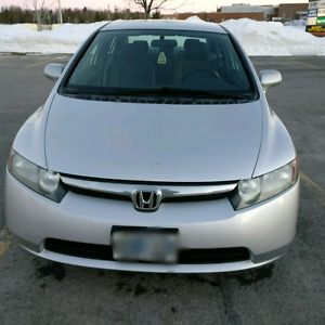 2008 Honda Civic LX - with new Winters and All Seasons