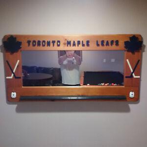 Toronto Maple Leaf Mirror 2' x 4'