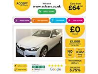 BMW 318 2.0TD ( 143bhp ) ( s/s ) 2013MY d Sport FROM £64 PER WEEK