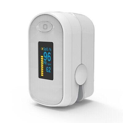 C1- Oled Finger Pulse Oximeter Blood Oxygen Sensor Spo2 Heart Rate Monitor