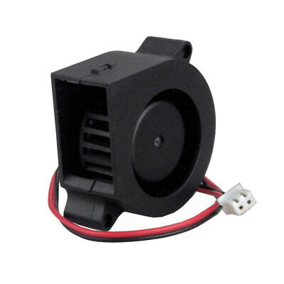 30mm x 30mm x 10mm 2Pin DC 12V Sleeve Bearing 6000RPM Cooling Fan DT