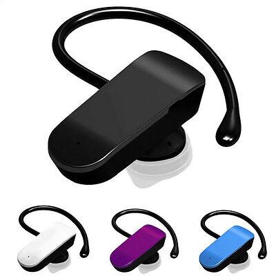 Auricolare Bluetooth Senza Fili Per Telefoni Cellulari IPhone Samsung Android