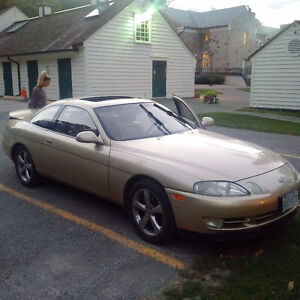 1994 Lexus SC Coupe (2 door)