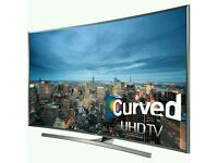 "Samsung 55"" Curved Smart 3D UHD 4K LED TV Built in camera 8 series Motion control UE55HU8500T"
