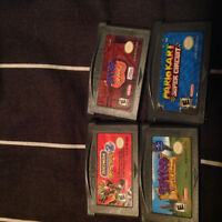 Selling 8 Gameboy Advance Games!! $65
