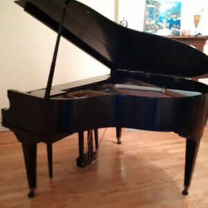 Mason and Risch Baby Grand Piano