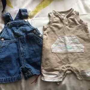 Salopette jeans et grenouillere mexx