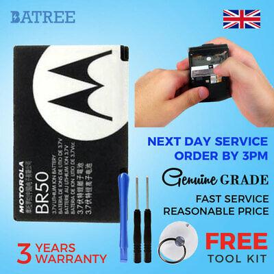 Genuine Replacement Battery for Motorola BR50 Razr V3 V3C V3I V3M  V3T V6 U6