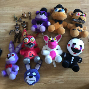 Five Nights at Freddy's lot