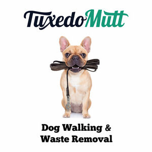Dog Walking & Waste Removal Service