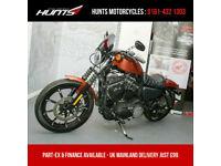 2018 '18 Harley Davidson XL883N Iron. Stunning Custom Paint (See Pics!) £6,495