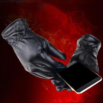 Damen Leder Handschuhe Touchscreen Leader Lederhandschuhe Super weiches PUK (Damen Leder Handschuh Touchscreen)