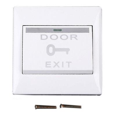 Abridor Puerta Eléctrico Pulsador Interruptor Motorización de Portal Para Apto
