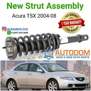 New Front Strut Assembly Acura TSX 2004-08