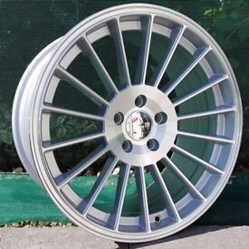 "18"" Staggered IND652 on tyres for a Golf MK5 MK6 MK7 Jetta Caddy ETC"