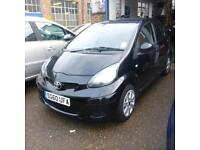Toyota Aygo Black VVT-I 5dr PETROL MANUAL 2010/60