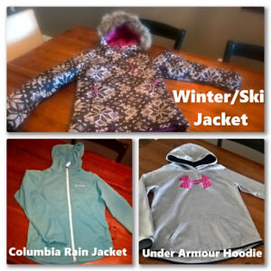 WINTER CLOTHS FOR GIRLS - MUST GO!!