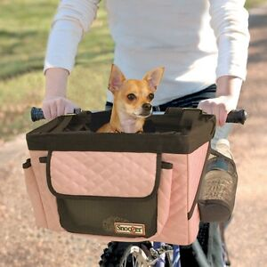 SNOOZER Brand Pet Carrier - great for biking