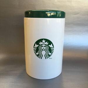 Rare Starbucks Coffee Company Coffee Canister Jar