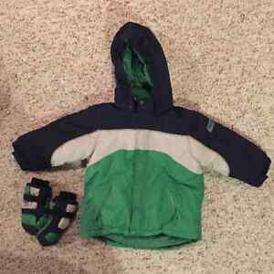 Boys winter jacket size 3T
