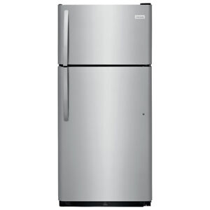 "Brand New Frigidaire 30"" 18 Cu.Ft. Stainless Steel Refrigerator"