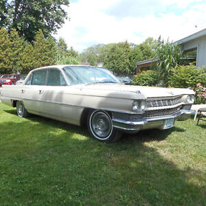 1964 caddy on the road complete car drives and runs great