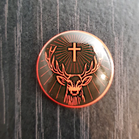 Jagermeister Small Pin