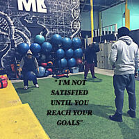 Personal Trainer - Gain Muscle - Lose Weight - Feel Great