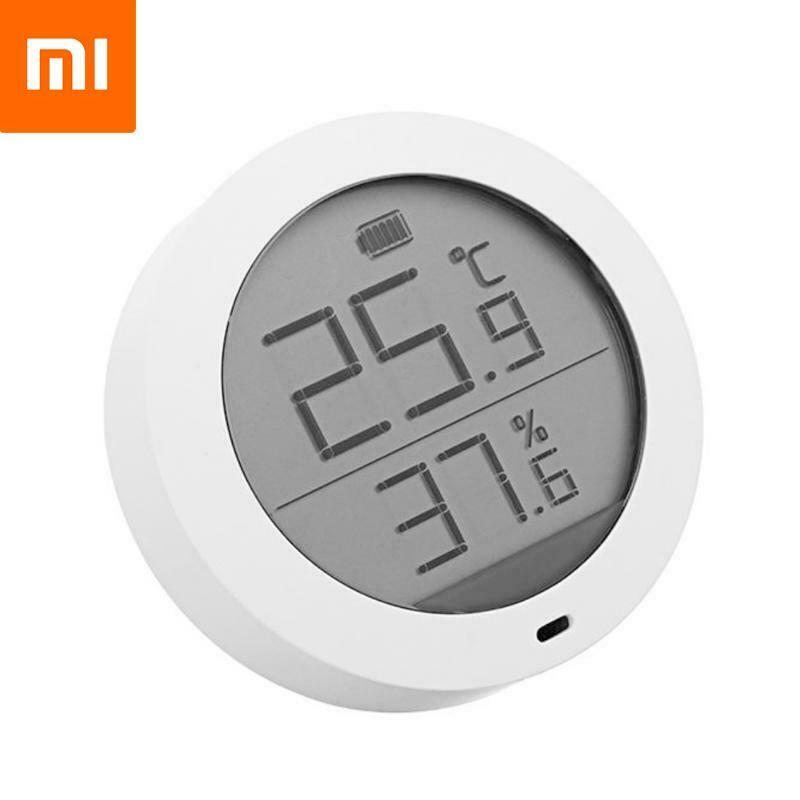 Xiaomi Mijia LCD Bluetooth Temperature Humidity Sensor Therm