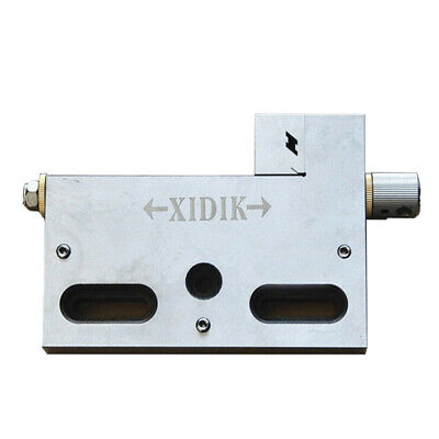 1x Wire Edm High Precision Vise Stainless Steel 4 Jaw Opening Clamping 100mm