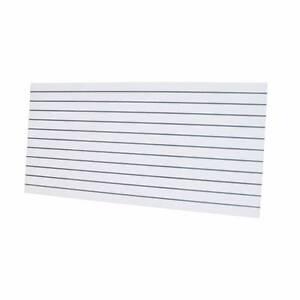 Quality SlatWall Panels 2400x1200x18  White/Black/Maple/Silver Molendinar Gold Coast City Preview