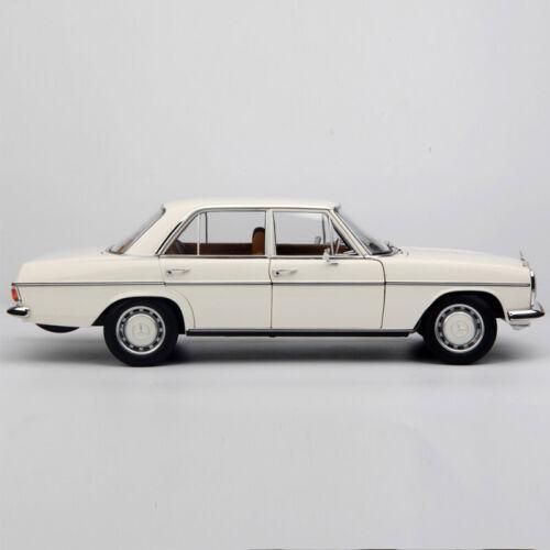 Norev 1:18 Mercedes 200 //8 W115 2.Serie limitiert 1//1000 by Raceface-Modelcars