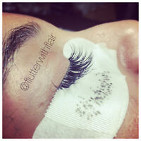 Lashes in Ajax for only $55
