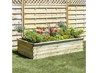 Raised Bed Planter. Zest 4 Life. New. Ready built. AVAILABLE IMMEDIATELY.