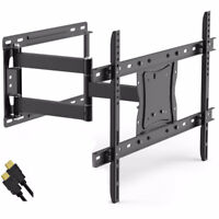 Excellent and Clean Installation of TV Wall mount
