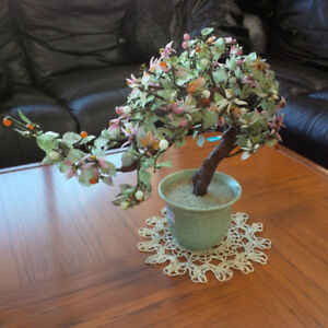 Artificial Jade Tree Decor only $30