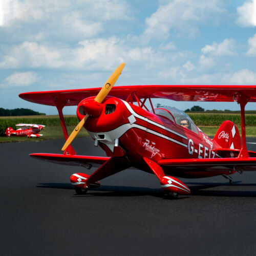Hanger 9 # 2390  Pitts S-2B 50-60cc MIB