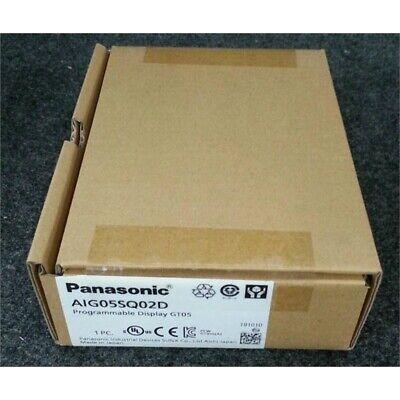 Panasonic Gt05 Programmable Lcd Color Touchscreen Display 3.5 320 X 240 Pixels