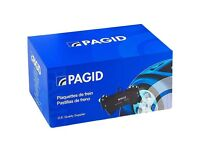 vectra c pagid front brake pads (NEW)