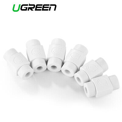 Ugreen Cable Protector 6pcs for Apple iPhone Cable Clip