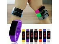 Digital LED Bracelet Touch Screen Sports Watch!