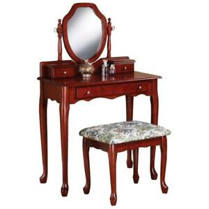 COASTER Fine Furniture - 3441 Vanity Set - Up To 50% Off Your Local Retailer Prices!
