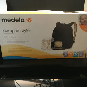 Medela-Pump in style double breastpump
