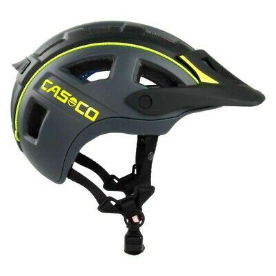 Casco - MTB.E 2 - Farbe: schwarz neongelb matt - Größe: M...