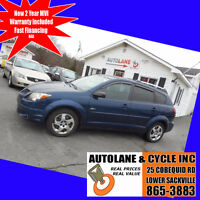 2004 Pontiac Vibe Hatchback GREAT WINTER TIRES ➳ No rust Bedford Halifax Preview