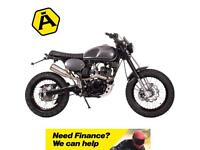Herald Maverick 125 E4 - 7 Different colours available - Avon Motorcycles