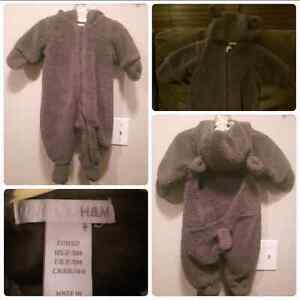 Baby One Piece Size 2-4 Months