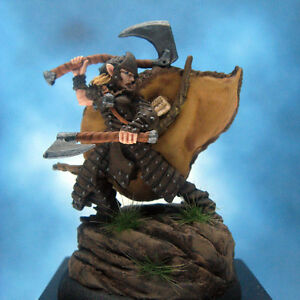 Painted-Chainmail-Miniature-Wood-Elf-Ranger