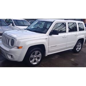 SELLING JEEP PATRIOT 2014 $20,000 Crows Nest North Sydney Area Preview