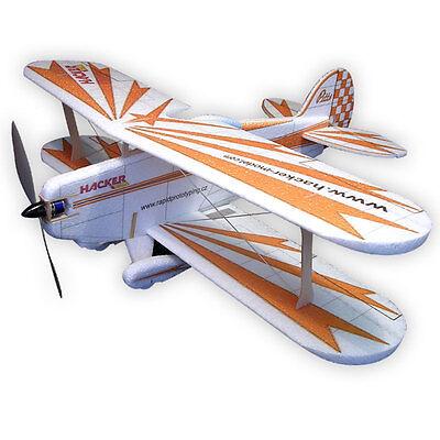 Pitts Special S1 orange - von Hacker!